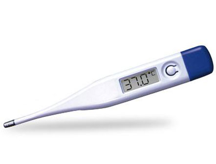 Digital Thermometer (Large LCD display)