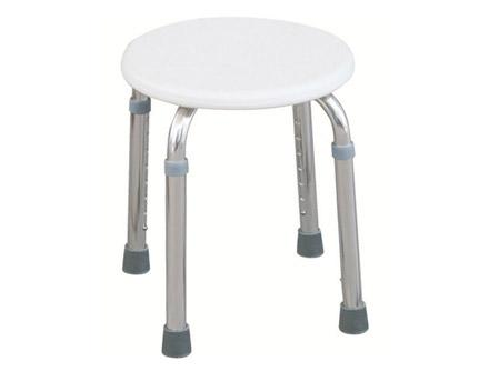 Shower Stool With Adjustable Height