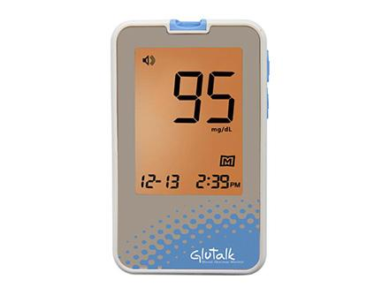 Blood Glucose Monitor With Bluetooth Function